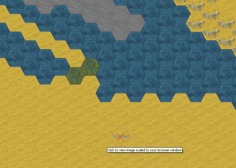 La carte du monde connu - Page 7 Tunnel